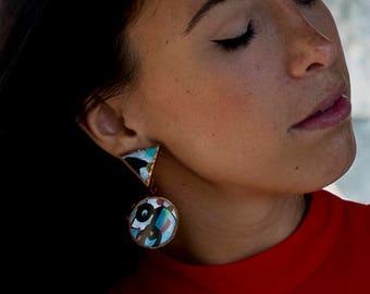 Miró earrings