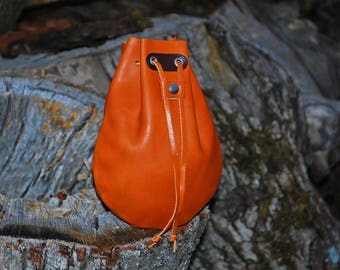 Handmade Leather Possible Pouches