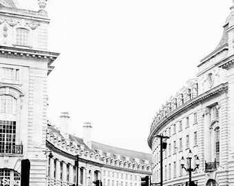 Piccadilly Circus Photo Prints, Luxury London House Photos, Central London Photography, London House Wall Art, Romantic London Photography