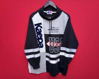vintage kaepa sweatshirt large mens size