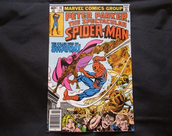 Peter Parker: The Spectacular Spider-Man #36 Marvel Comics 1979
