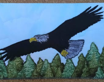 Postcard - Mighty Eagle