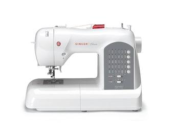 Singer 2009 Athena Sewing Machine- 30 Stitch Patterns, One Touch Needle Threader- Refurbished