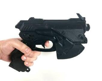 3D Printed D.va Gun for Cosplay