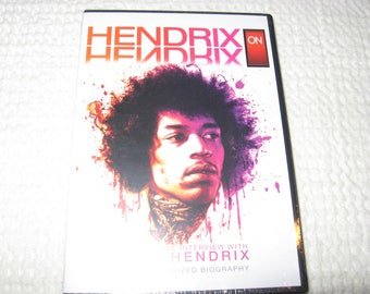 Hendrix on Hendrix DVD Exclusive interview with Leon Hendrix An unauthorized biography