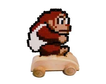 Donkey Kong Jr. 8-bit Mario Kart