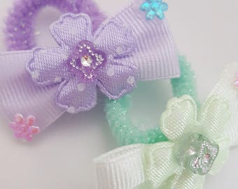 Mini Bow Hair ties 8pcs, Baby, Children, Toddlers