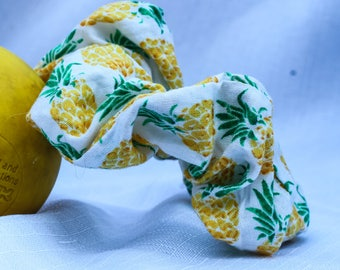 Pineapple Scrunchy