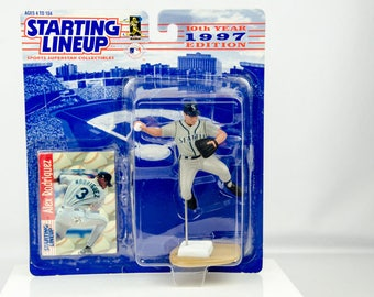 Starting Lineup Baseball 1997 Series Alex Rodriguez A-Rod Action Figure Seattle