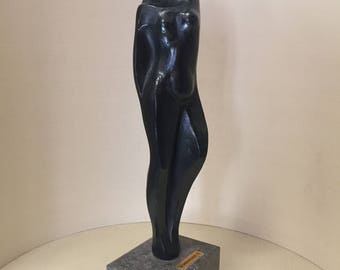 Bronze sculpture bronze female figure/bombers/remo/maiden brushed bronze sculpture bronze//female nude