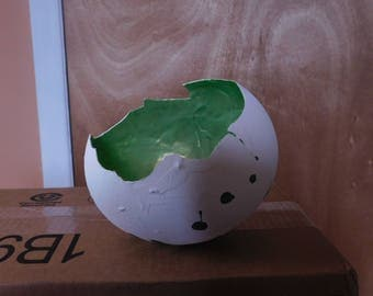 Dragon Egg Candle Holder - Orc