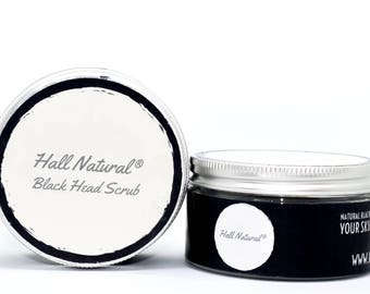 Natural Black Head Scrub