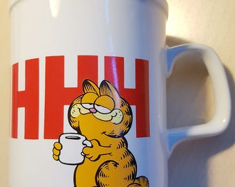 Vintage Garfield 1980's Coffee Mug