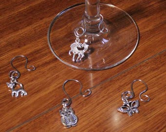 Charm Wine Glass Charms