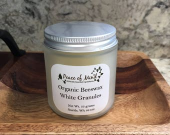 organic beeswax butcher block conditioner food safe 8oz