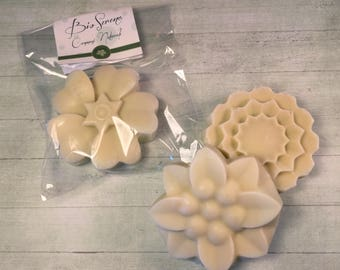 Natural homemade vegetable SOAP with olive oil