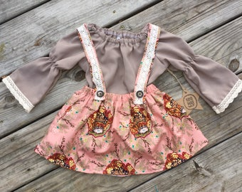 Girls clothing- toddler girls- baby clothing- jumpers- skirts- bohemian dream