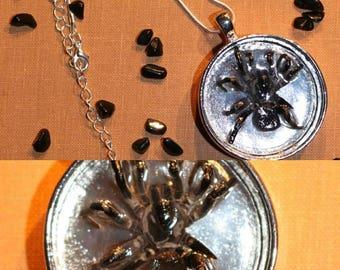 Trapdoor Spider Pendant