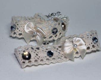 Lace Bracelete Set