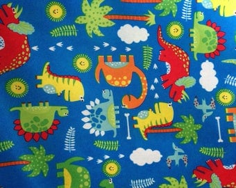 Dinosaurs pocket diaper