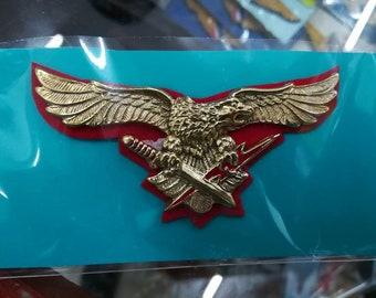 Commando Thai Air Force Special Operations Regiment Badge Pin RTAF Thailand