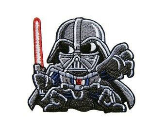 Star Wars Patches Darth Vader Applique Embroidered Patch Iron on Patch