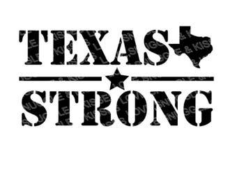 Texas Strong #3