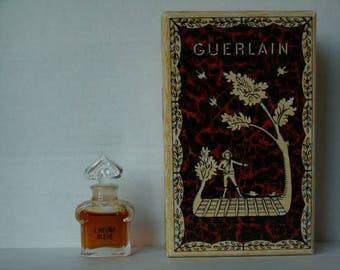 The blue hour of Guerlain miniature