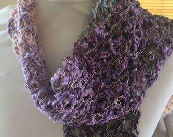 Ladies decorative scarf