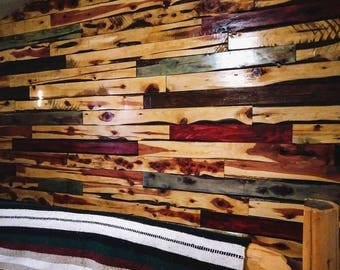 Aromatic Eastern Red Cedar Accent Wall Boards, Back Splash, Decor