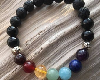 Aromatic Chakra bracelet