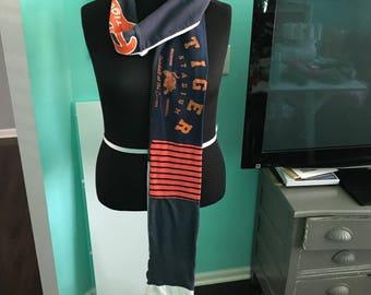 Detroit Tiger tshirt scarf!