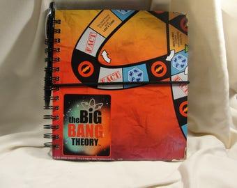 The BIG BANG Theory Journal/Sketchbook