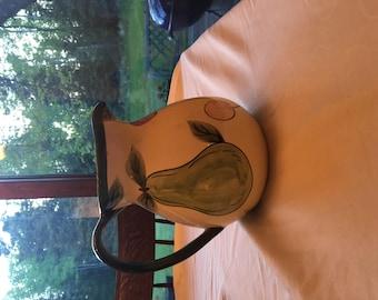 Ceramic Decorative Pitcher