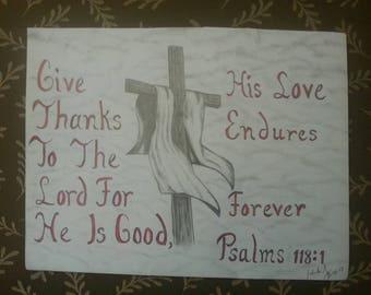 Psalms 118:11
