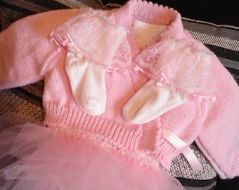 baby ballerina photo prop outfit