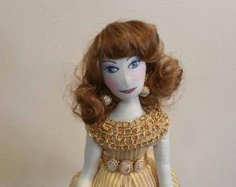 Olivia: Custom Fashion Dolls by Mio