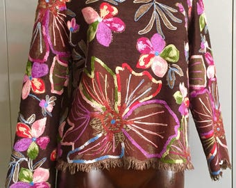 TUNIC/BLOUSE tailor made size S