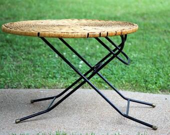 Vintage Wrought Iron Patio Furniture | Etsy