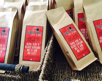 Coffee Ethic Cinnamon Flavoured ground coffee