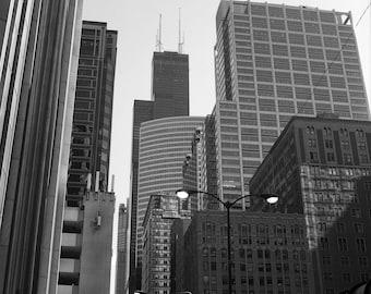 Willis Tower, Chicago, IL, September 2017