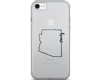 Arizona Home State - iPhone Case (iPhone 7/7 Plus, iPhone 8/8 Plus, iPhone X)