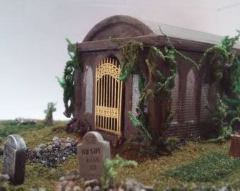 Miniature Mausoleum