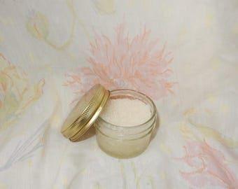 Unscented (Dead Sea Salt Scrub)