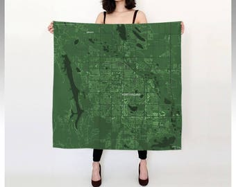Fort Collins Scarf