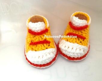 Infant booties