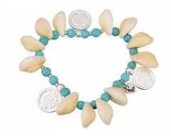 Sweet shell bracelet