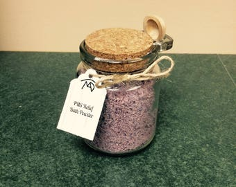 PMS Relief Bath Powder