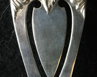 Vintage Sterling S Kirk and Son Bookmark