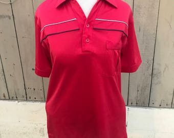 Vintage 80's Royale-Air collared shirt